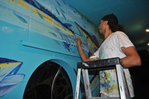 Florida Keys Street-artist